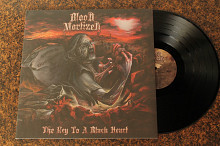 Blood Mortized – The Key To A Black Heart, 2012