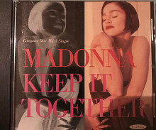 Madonna - Keep It Together(Single) USA, фирменный