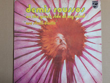Demis Roussos ‎– On The Greek Side Of My Mind (Philips ‎– 6332 012, Greece) EX+/EX+