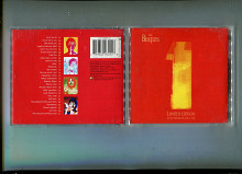 "Продам CD The Beatles ""1"" 27 # 1 Singles on 1 CD (р) 2000"