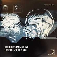 John B vs MC Justiyc ‎– Double - J (Club Mix) (Под заказ !!)