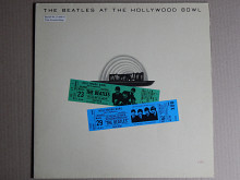 The Beatles ‎– The Beatles At The Hollywood Bowl (Odeon ‎– 1C 072-06 377, Germany) EX+/NM-