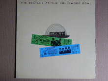 The Beatles ‎– The Beatles At The Hollywood Bowl (Parlophone ‎– 3C 064-06377, Italy) NM-/NM-