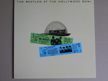 The Beatles ‎– The Beatles At The Hollywood Bowl (Odeon ‎– EAS-80830, Japan) insert NM/NM