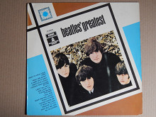 The Beatles ‎– Beatles' Greatest (Parlophone ‎– OMHS 3001, Holland) EX+/EX+