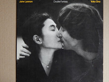 John Lennon / Yoko Ono-Double Fantasy (Geffen Records ‎– GEF 99 131, Germany) NM-/NM-