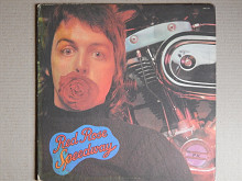 Paul McCartney & Wings- Red Rose Speedway (Apple Records ‎– SMAL-3409, US) booklet EX+/EX+