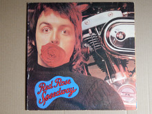 Paul McCartney And Wings ‎– Red Rose Speedway (Apple Records ‎– EAP-80813, Japan) booklet EX+/EX+
