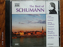 The best of SCHUMANN (1810- 1856)