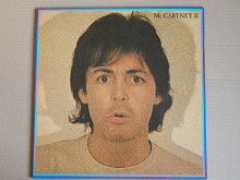 Paul McCartney ‎– McCartney II (Parlophone ‎– 1A 062-63812, Holland) NM/NM-