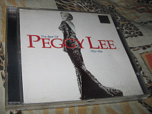 "Peggy Lee ""The Best Of Lee 1952-1956"""