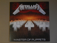 Metallica ‎– Master Of Puppets (Universal Music Group International ‎– 0042283814110) M/NM