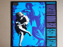 Guns N' Roses ‎– Use Your Illusion II (Geffen Records ‎– GEF 24420, Spain) EX+/NM-/NM-