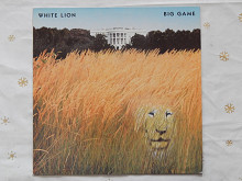 White Lion ‎– Big Game (Atlantic ‎– 781 969-1, Germany) NM-/NM-