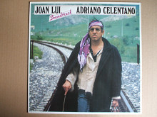 Adriano Celentano-Joan Lui (Soundtrack) (TELDEC ‎– 6.26336 AP, Germany) insert NM-/NM-