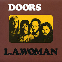 The Doors- L.A.Woman / L.A.Woman LIVE