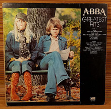 ABBA / АББА (Greatest Hits) 1976. (LP). 12. Vinyl. Пластинка. USA