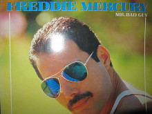 Виниловый Альбом Freddie Mercury (QUEEN) -Mr. Bad Guy- 1985 (ОРИГИНАЛ)