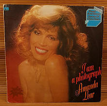 Amanda Lear (I Am A Photograph) 1983. (LP). 12. Vinyl. Пластинка. Yougoslavia. 1-st Press.