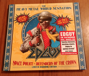 Edguy ‎– Space Police - Defenders Of The Crown