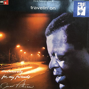 OSCAR PETERSON Vol.VI Travelin' On 1969(76) USA MPS \Verve EX\NM