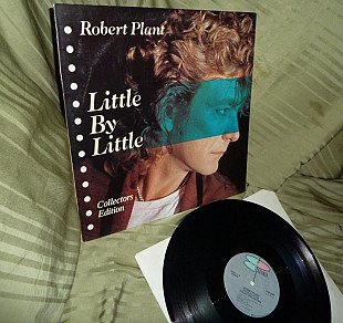 Robert Plant Little by Little 1985 maxi-single Esparanza US NM / NM
