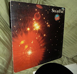 Manfred Mann Solar Fire 1973 bronze UK ILPS.9265 EX- / VG+