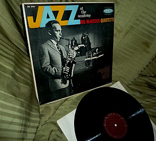 Hal McKusick Quartette Jazz at the Academy 1957 CORAL US CRL 57116 NM / EX
