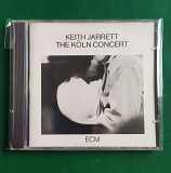 Jazz on ECM. Keith Jarrett ‎– The Köln Concert