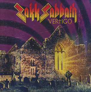 Zakk Sabbath ‎– Vertigo (UK & US 2020)