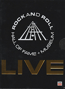 Various Artists- ROCK AND ROLL HALL OF FAME + MUSEUM: LIVE