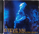 Steve Vai - Alive in An Ultra World 2CD (2001)