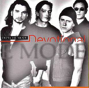 CD Depeche Mode ‎– Devotional