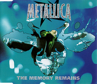 Metallica - The Memory Remains (CD, Single, #2)