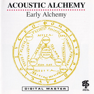 Acoustic Alchemy ‎1992 Early Alchemy (Jazz)