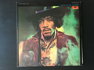 Jimi Hendrix Experience ‎– Electric Ladyland (2LP). 1971 JAPAN