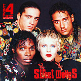 Twenty 4 Seven feat. Capt. Hollywood - Street Moves (1990) NM-/NM-