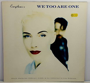 "Eurythmics – We Too Are One LP 12""(Прайс32703)"