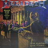 Megadeth ‎– The System Has Failed (USA & Europe 2019)