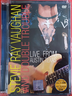 Stevie Ray Vaughan And Double Trouble- LIVE FROM AUSTIN, TEXAS