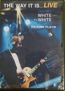 Snowy White And The White Flames- THE WAY IT IS … LIVE