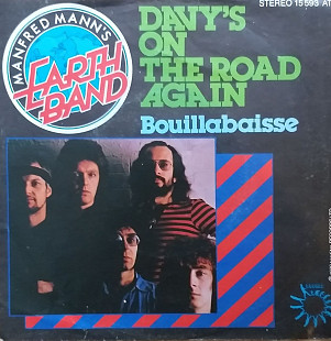 "Manfred Manns Earth Band ""Davy's On The Road Again"" , ""Bouillabaisse"" 7'45RPM"