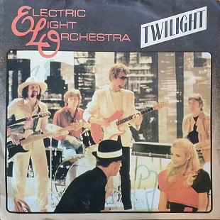 "Electric Light Orchestra ""Twilight "", ""Julie dont Live here ""(Never released in any albums) 7'45RPM"