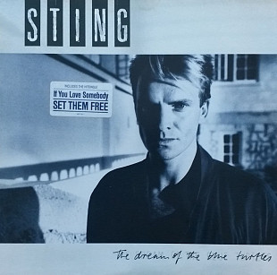 "STING ""The Dream of The Blue Turtles""+ все вставки"