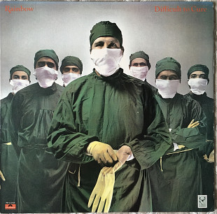 Rainbow - 1981 Difficult To Cure [US Polydor ‎PD-1-6316]