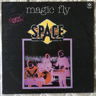 Space ‎– 1977 Magic Fly [UK Pye International ‎NSPL 28232]