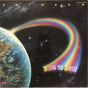 Rainbow - 1979 Down To Earth [Germany Polydor ‎– 2391 410]