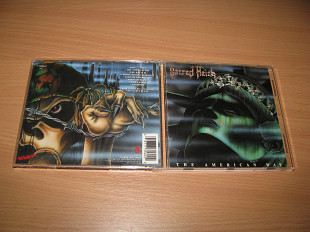 SACRED REICH - The American Way (1990 Enigma 1st press, USA)