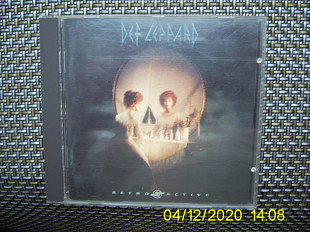 CD Def Leppard 1993 Retro Active (Germany)