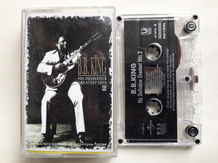 B.B.King His definitive gretest hits